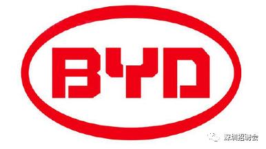 世界500强比亚迪四大工业园招聘信息